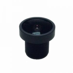 2.75mm 13Megapixel M12 Mount lens for 12.3 inch sensor F2.0