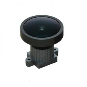2.82mm 3Megapixel M12 board lens for 12.7 inch sensor F2.4