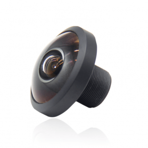 0.93mm S mount Fisheye Lens 190degree F2.0-3