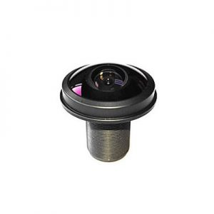 0.98mm M12 fisheye lens 220 degree