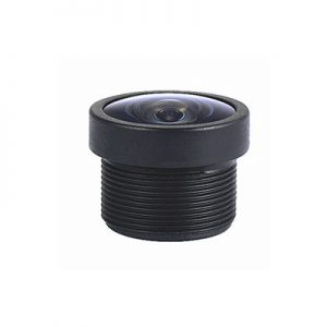 1.1mm M12 fisheye lens F2.6 170 degree