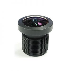 1.1mm M12 wide angel lens F2.0 190degree