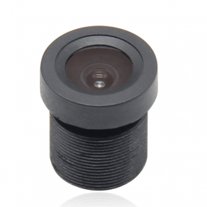 1.39mm S mount lens for OV9712 Low Distortion