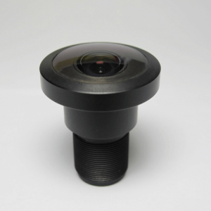 1.45mm 6MP wide angle lens 184degree F1.8