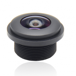 1.56mm M12 panorama fisheye lens F2.4