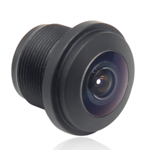 1.67mm S mount fisheye lens waterproof anti fog