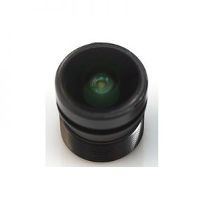 1.74mm 1.3MP m12 wide angel lens for 13