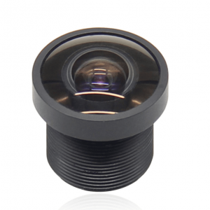 1.9mm M12 fisheye lens 172 degree F2.5