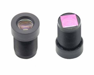 12.5mm M12 Low Distortion Lens for IMX078