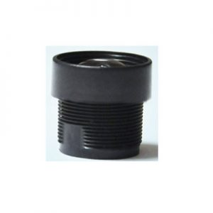 2.1mm M12 low DISTORTION lens for CMOS sensor