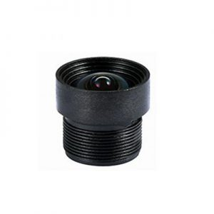 2.1mm M12 mount low distortion board lens