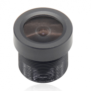 2.4mm M12 board lens for OV9712 F2.35