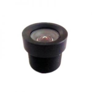 3.2mm 5MP S mount Non-distortion lens F2.0
