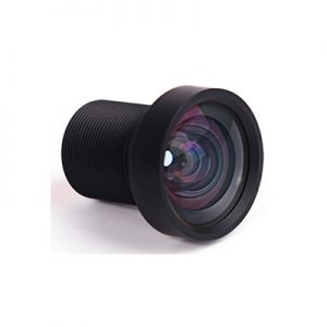 4.23mm 4MP M12 low distortion lens