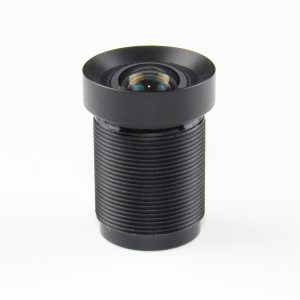 4.35mm M12 Lens 10MP NON Distortion