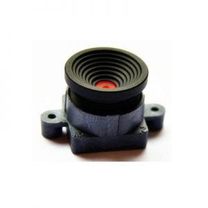 4.6mm 5MP M12x0.5 Mount Non-Distortion Board Lens F3.0