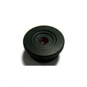 5.2mm Megapixel S mount non-distortion lens F2.4