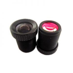 8mm 5MP M12x0.5 mount Non-distortion board lens
