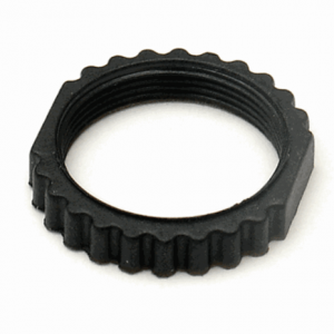 M12x0.5 Lock Ring Plastic