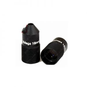 16mm 3MP M12 pinhole lens