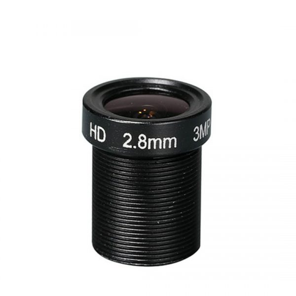 2.8mm 3MP IR Board Lens