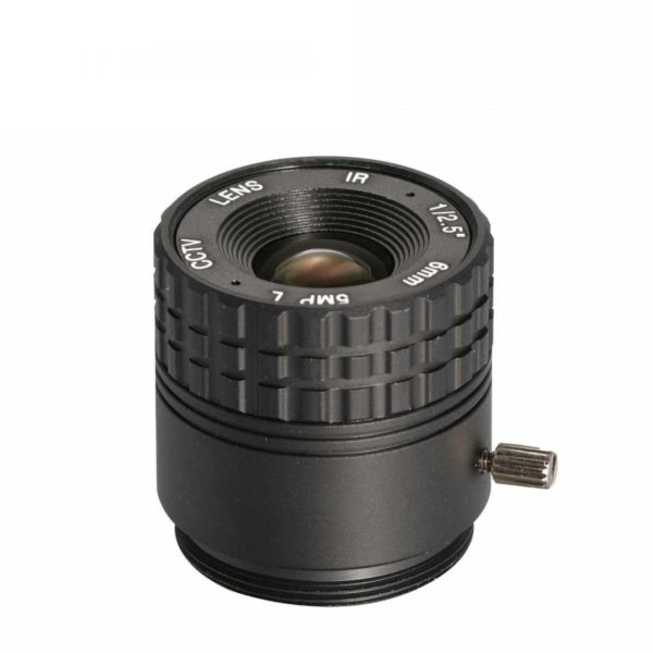 6mm 5MP CS Mount Lens